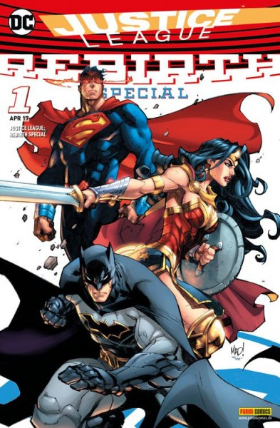 Justice League: Rebirth - Special Variant