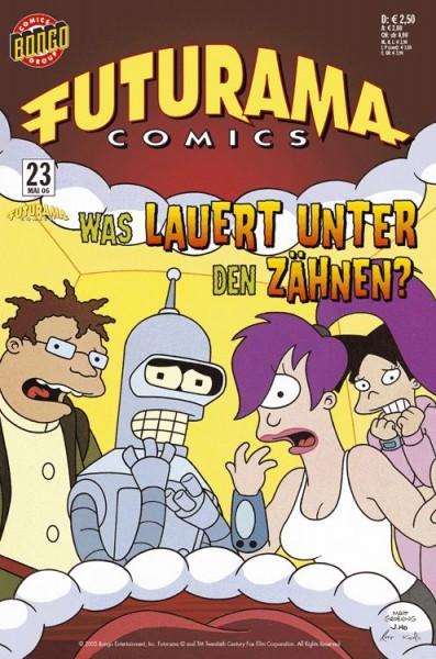 Futurama Comics 23