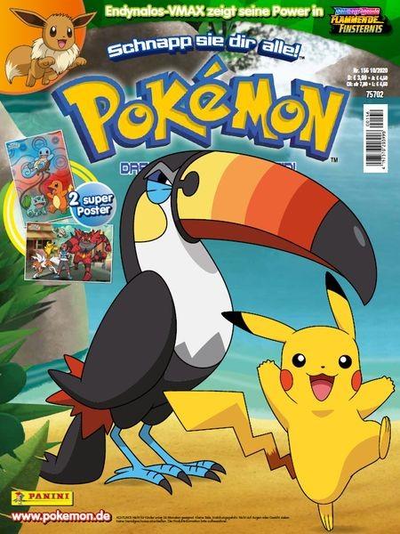 Pokémon Magazin 156 Cover