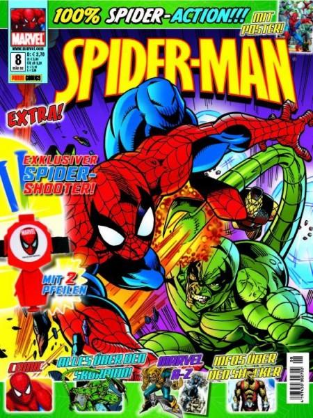 Spider-Man Magazin 8