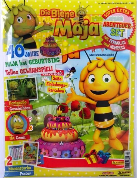 Biene Maja Magazin 04/16