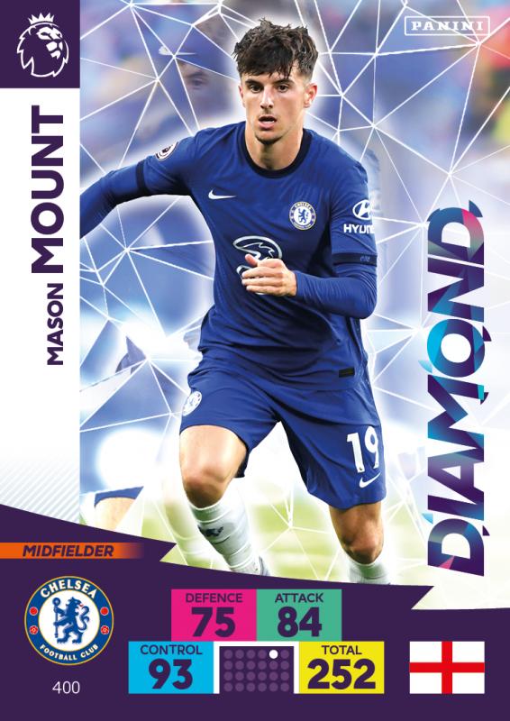 Panini Premier League Adrenalyn XL 2020/21 - Diamond - Mason Mount