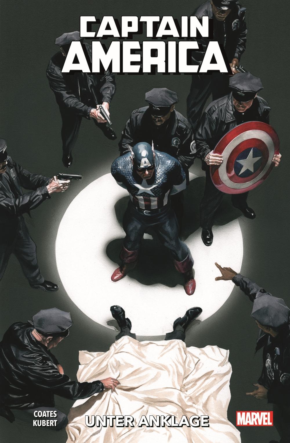 Captain America Bd. 2: Unter Anklage