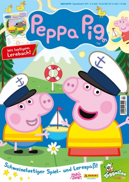 Peppa Pig Magazin 04/19