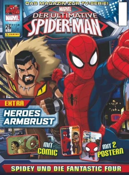 Der ultimative Spider-Man - Magazin 26