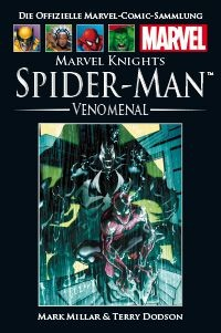 Hachette Marvel Collection 54 - Marvel Knights Spider-Man - Venomenal