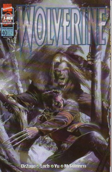 Wolverine 40