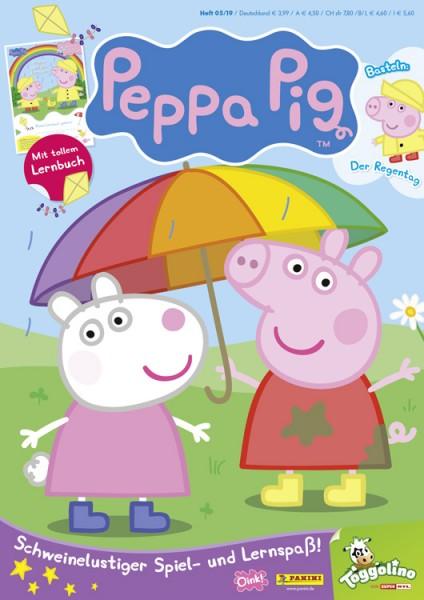 Peppa Pig Magazin 05/19
