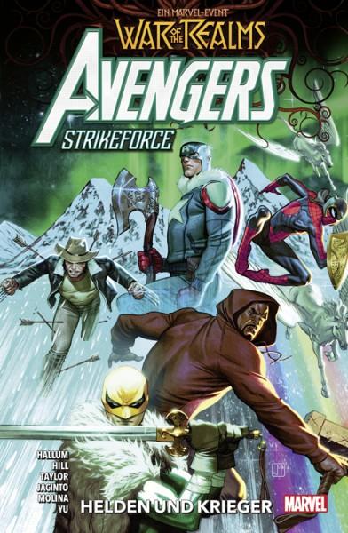 War of the Realms Sonderband: Avengers Strikeforce - Helden und Krieger