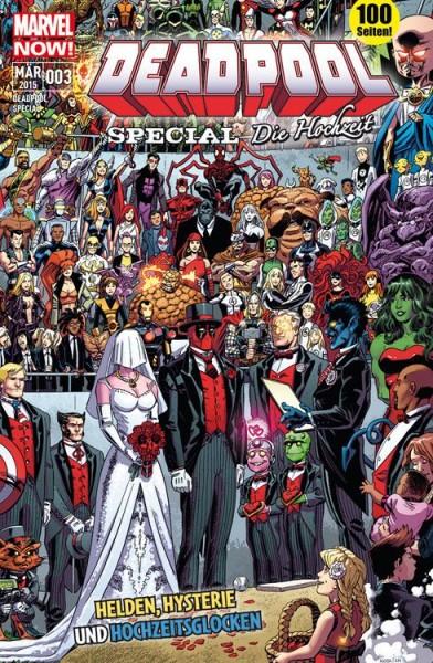 Deadpool Special 3: Die Hochzeit