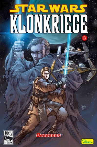 Star Wars Sonderband 35: Klonkriege IX - Besessen