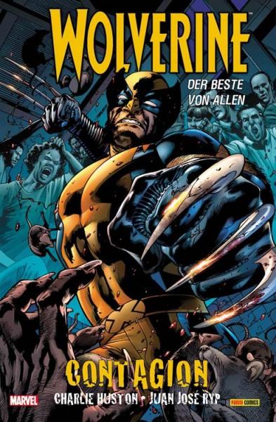 Maximum 44: Wolverine - Der beste von allen: Contagion