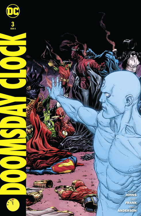 Doomsday Clock 3 Variant