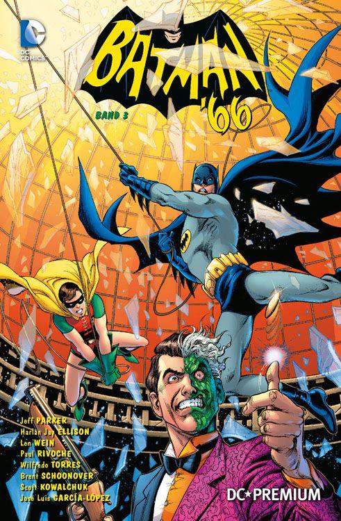 DC Premium 91: Batman '66 3