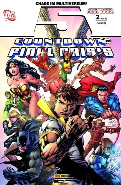 Countdown zur Final Crisis 2