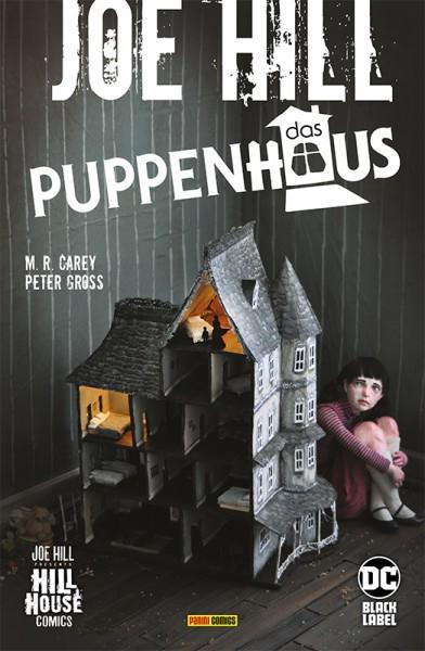Joe Hill: Das Puppenhaus Cover