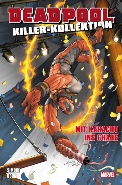 Deadpool Killer-Kollektion 16: Mit Karacho ins Chaos Cover