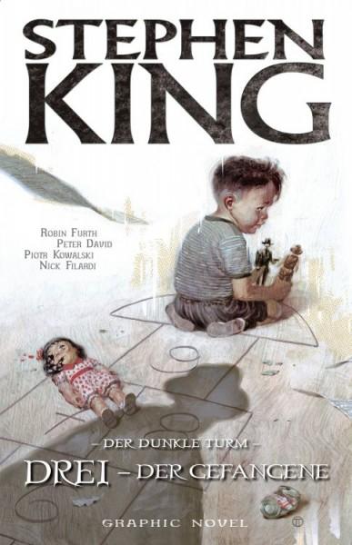 Stephen King: Der dunkle Turm 12: Drei - Der Gefangene
