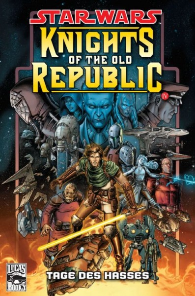 Star Wars Sonderband 43: Knights of the Old Republic IV
