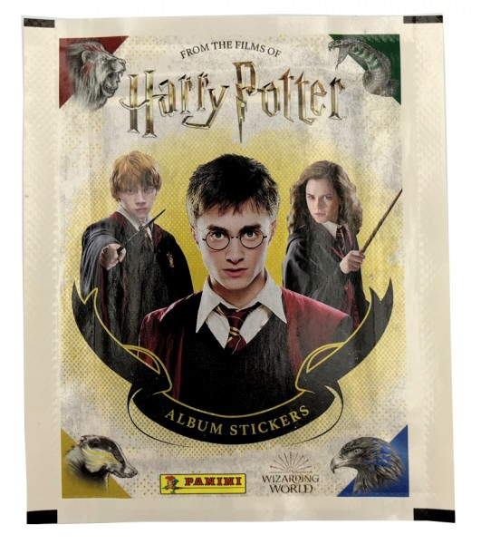 Harry Potter- Sticker und Cards - Tüte
