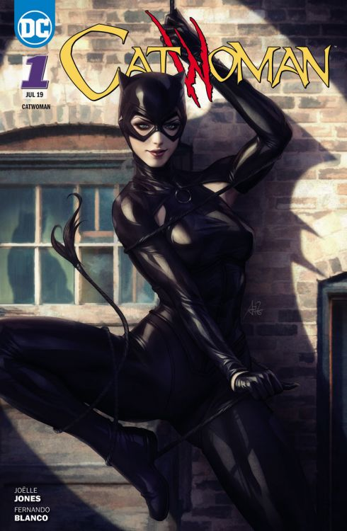 Catwoman 1: Copycats