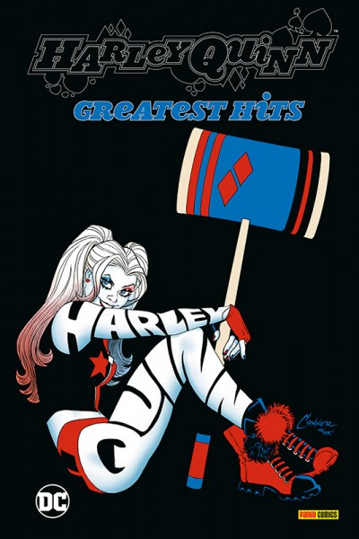 Harley Quinn: Greatest Hits Hardcover