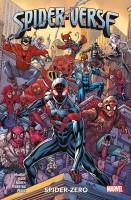 Spider-Verse: Spider-Zero Cover