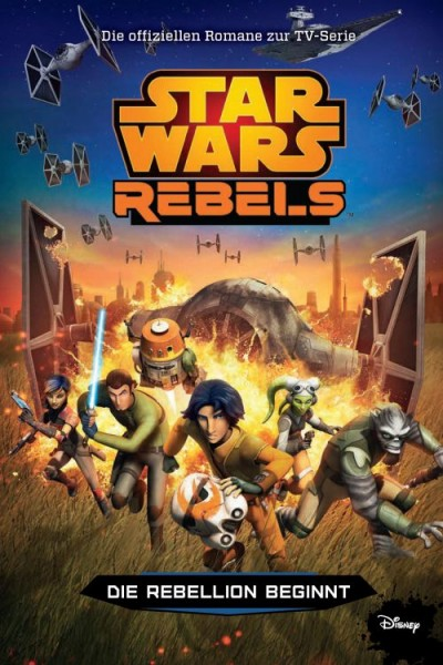 Star Wars - Rebels - Die Rebellion beginnt