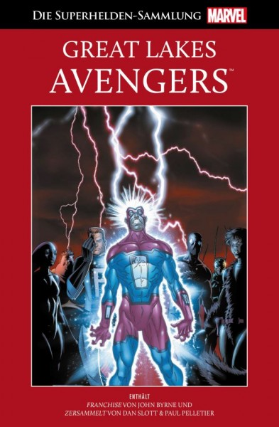 Die Marvel Superhelden Sammlung 69: Great Lakes Avengers