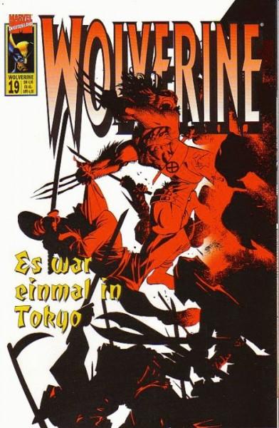 Wolverine 19: Es war einmal in Tokyo