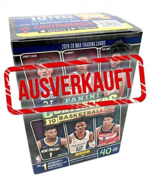 NBA Contenders 2019-20 Trading Cards - Blasterbox - Ausverkauft