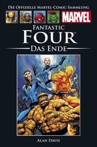 Hachette Marvel Collection 27: Fantastic Four - Das Ende