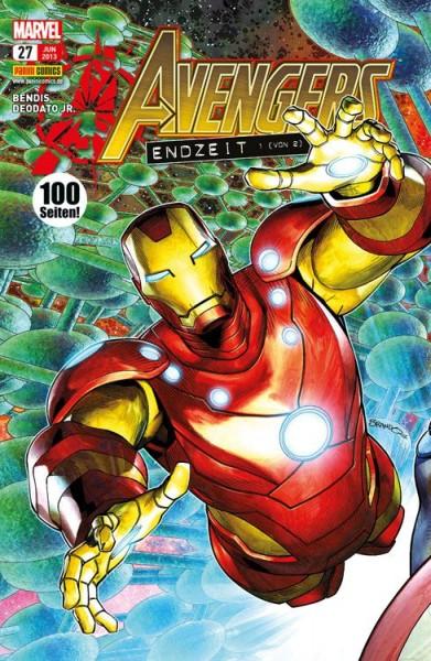 Avengers 27 (2011)