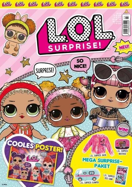 L.O.L. Surprise! Magazin 03/20