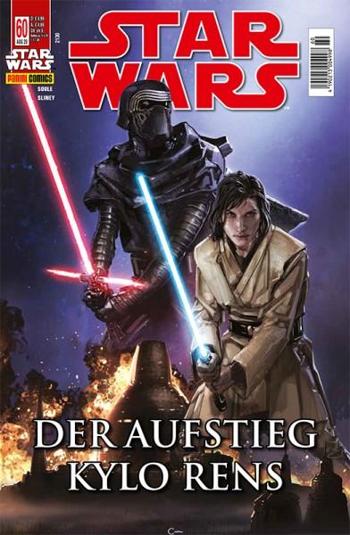 Star Wars 60: Der Aufstieg Kylo Rens - Kiosk-Ausgabe Cover