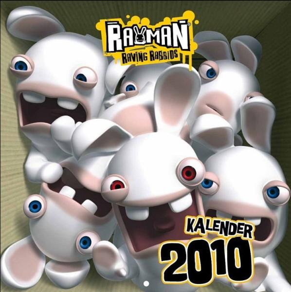 Rayman - Wandkalender (2010)