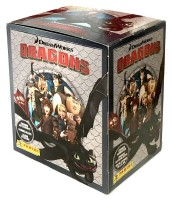 Dragons - Stickerkollektion - Box