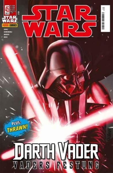 Star Wars 45 - Darth Vader - Vaders Festung 2 & Thrawn 4 - Kiosk-Ausgabe
