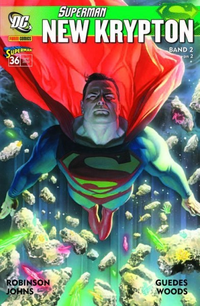 Superman Sonderband 36: New Krypton 2