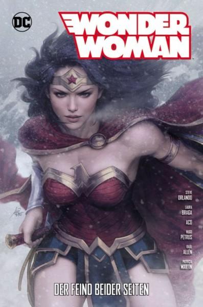 Wonder Woman 8: Der Feind beider Seiten