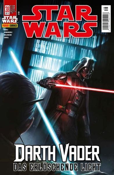 Star Wars 38: Darth Vader - Das erlöschende Licht 3 & 4 - Kiosk-Ausgabe