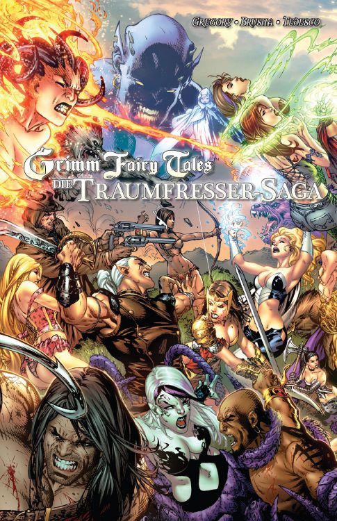 Grimm Fairy Tales: Die...