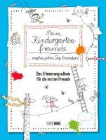 Kindergartenfreundebuch – Meine Kindergartenfreunde Cover