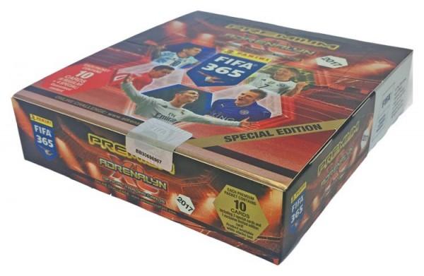 FIFA 365 2017 Adrenalyn XL - Box mit 12 Premium-Tüten