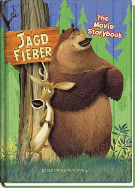 Jagdfieber - Movie Storybook