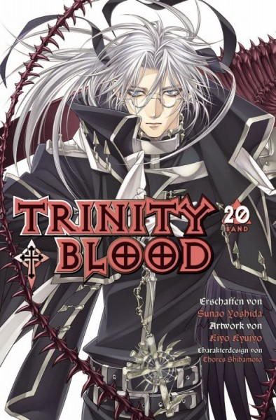 Trinity Blood 20