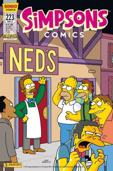 Simpsons Comics 223