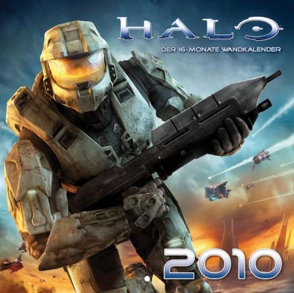 Halo - Wandkalender (2010)