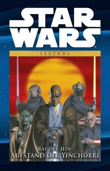 Star Wars Comic-Kollektion 95: Rat der Jedi: Aufstand der Yinchorri