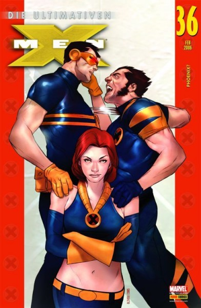 Die Ultimativen X-Men 36